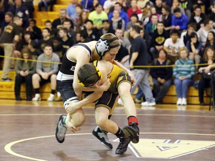 District 32 wrestling