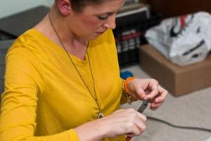 North Wildwood woman has designs on making, selling affordable jewelry