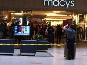 Hamilton Mall shooting