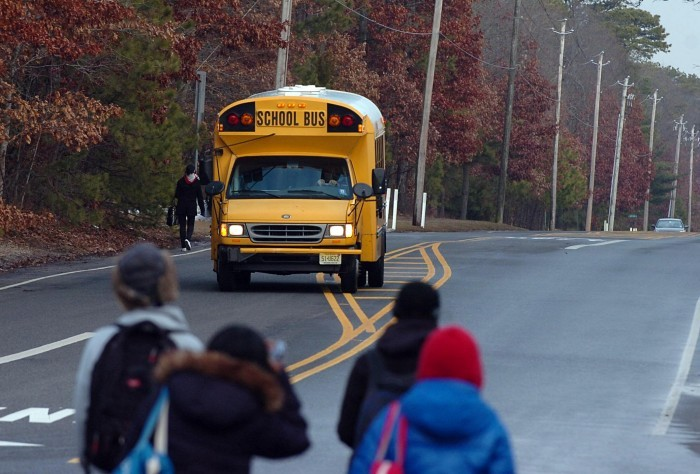 Watchdog report southern new jersey school bus providers for Nj motor vehicle inspection