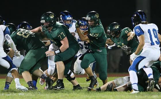 KICKOFF 2015: With nearly every starter gone, Pinelands Regional must rebuild
