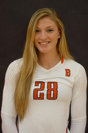 Girls volleyball MVP: Amy Bruno, Barnegat