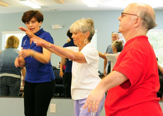 Linwood's Body in Balance plans Yoga for Parkinson's AC Beach Challenge
