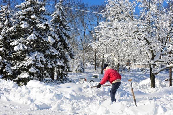 thurs shovel out