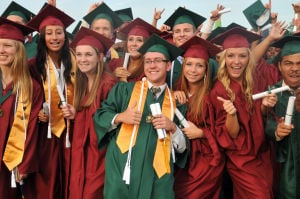 Cedar Creek honors first class of grads