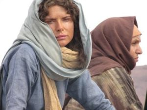 'The Bible' miniseries was a husband and wife effort