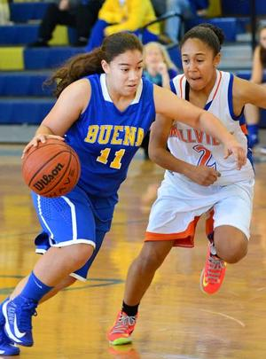 Inexperience greets new Buena girls coach