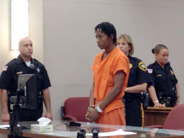 Davis in court