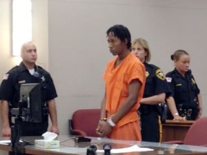 Davis in court
