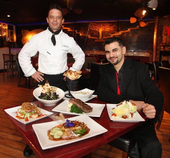 Redefining Gourmet in EHTKings Lounge boasts homemade dishes, elegant decor