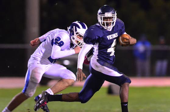 A.C. upsets Hammonton with 92-yard kick return