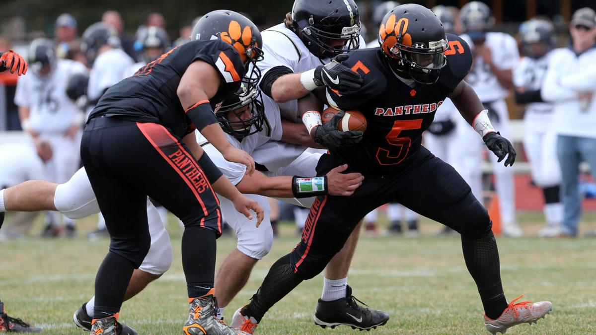 Middle Township vs. Lower Cape May Football
