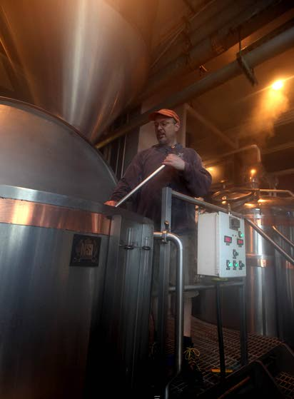 Ingredients go a long way in a beer's brewing process