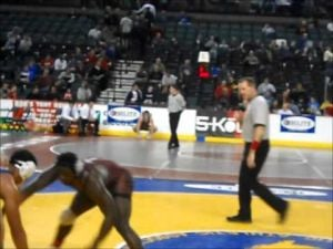 Ed Shockley quarterfinal