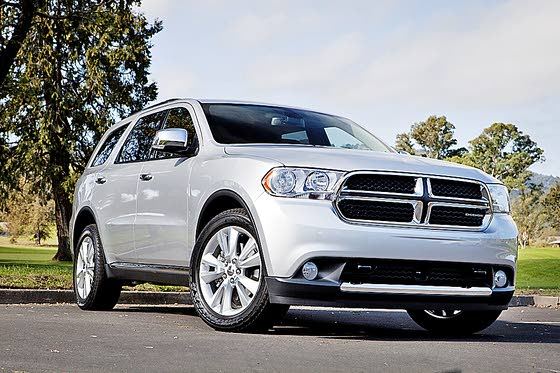 Dodge Durango Citadel Commanding in Large SUV Market