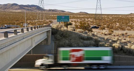 Vegas rail: Gambling on a train to nowhere?