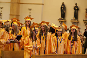 Holy Spirit Graduation