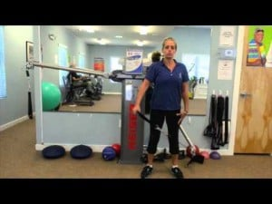 Your Workout: Low pulley lateral raise