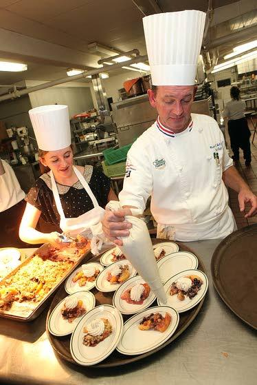 Somers Point FCS students put farm-to-table dining into practice