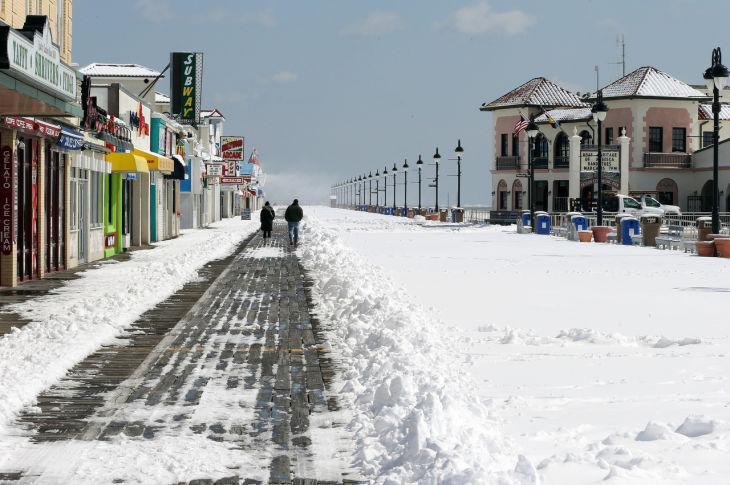 March Snow