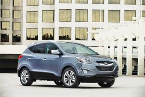 New 2014 Engines for Hyundai Tucson