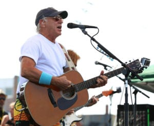 Jimmy Buffett in Atlantic City