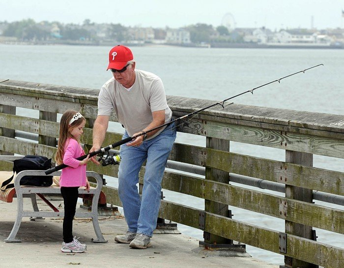 Fishing through red tape regulations frustrate anglers for Atlantic city fishing pier