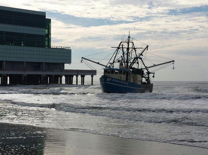 fishing vessel atlantic city