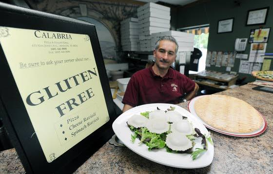 Going gluten-free not without costs