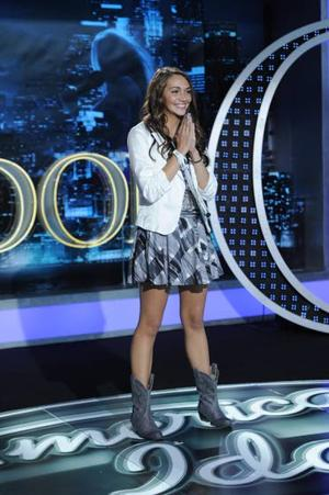 Local teen didn't show her best at 'Idol' audition