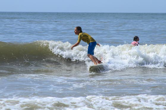 Riding a wave of fun: Surfing company brings youth-focused competition to Ocean City
