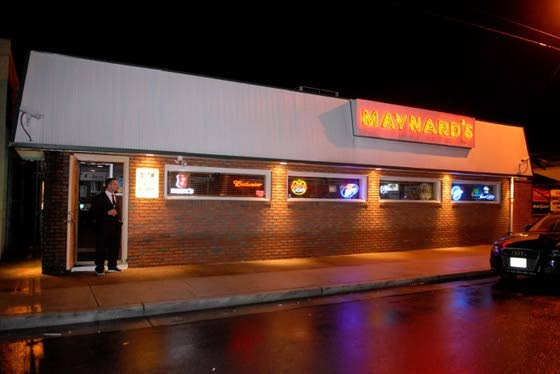 Five things you need to know about Maynard's Cafe