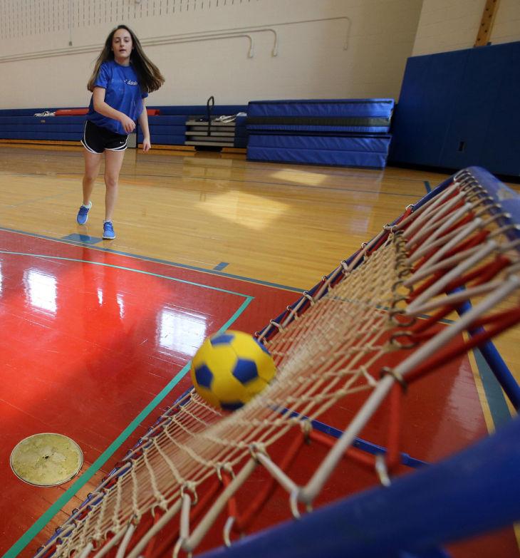 Handball Games Rules a Handball Type Game