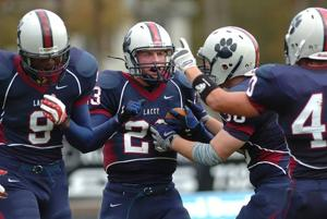 Lacey Township football shuts out third straight opponent