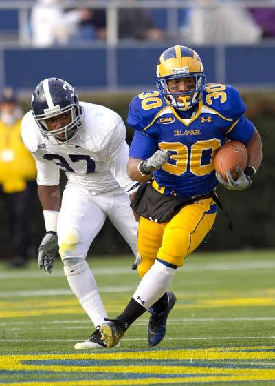 Three locals hope to lead Delaware to NCAA football title