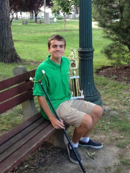Ocean City teen wins second consecutive Junior National Singles shuffleboard title