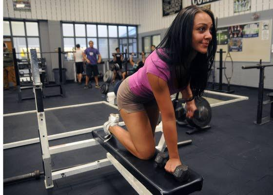 EHT High School implements course students can use to remain fit for life