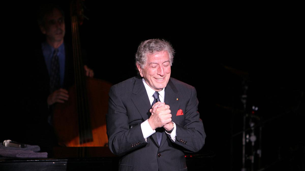 Tony Bennett in Atlantic City area