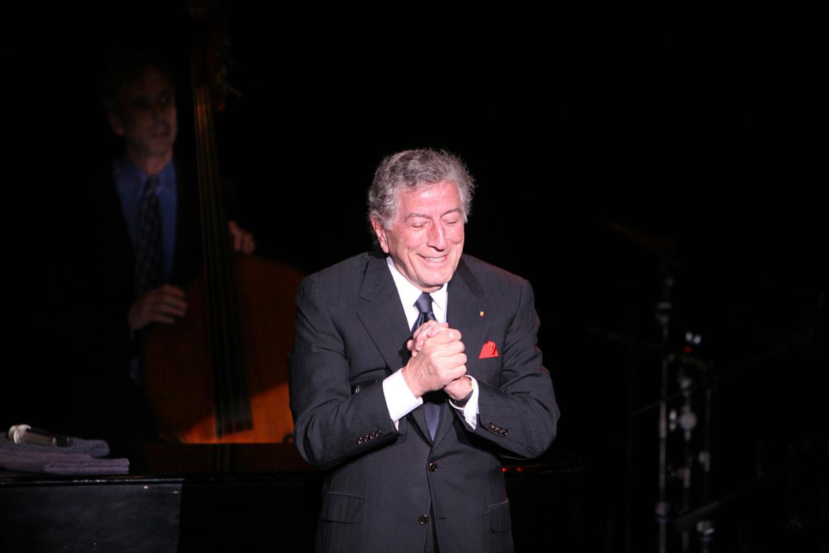 tony bennett atlantic city jersey event