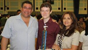 Absegami graduate Henry Moore receives Cody Sanchez scholarship
