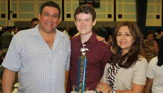Absegami graduate Henry Moore receives Cody Sanchez scholarship
