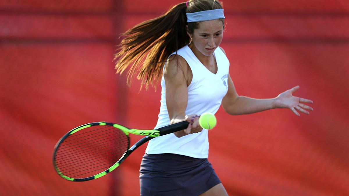 Girls CAL Tennis Finals