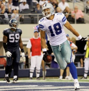 Dallas wide receiver Miles Austin making New Jersey proud