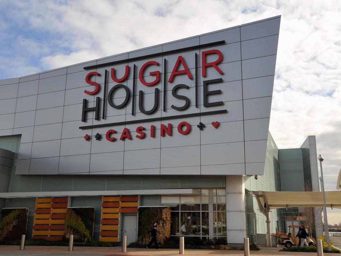 Sugarhouse casino zip code