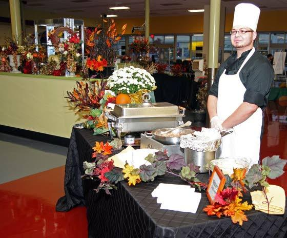 Restaurateurs show off at tonight's Taste of Vineland
