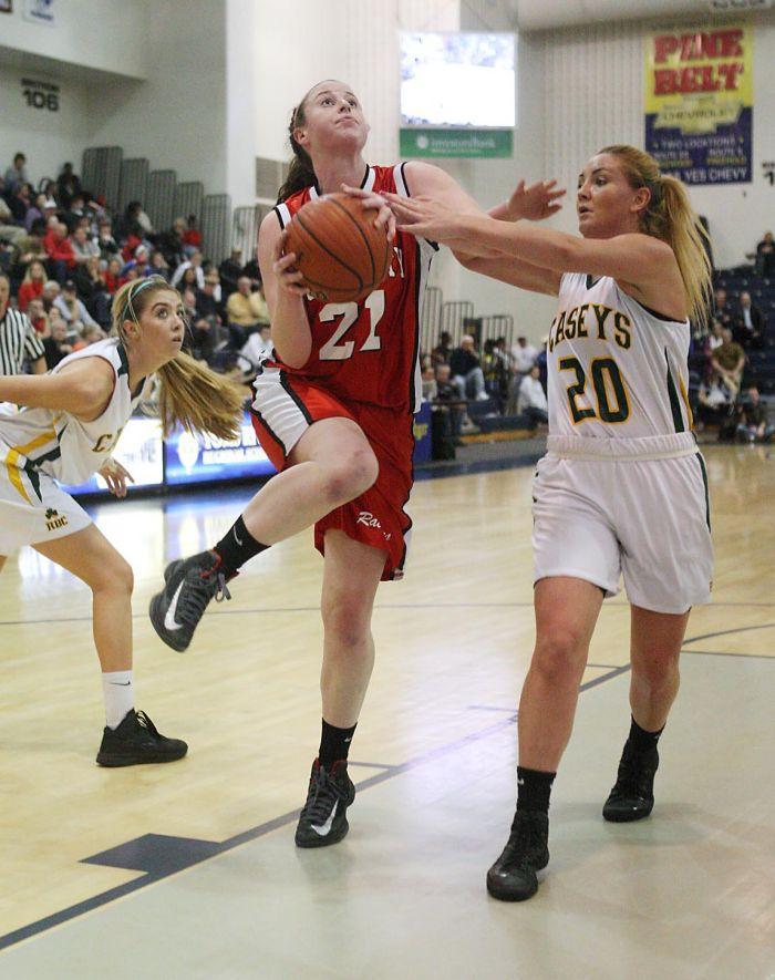 OC Girls basketball