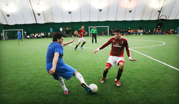 Adult Indoor Soccer 43
