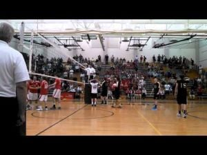 Southern Regional vs. Fair Lawn boys volleyball highlights