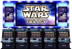 Try the new Stars Wars slots you must