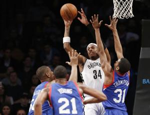 Nets defeat 76ers